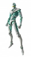 goodie - Hierophant Green - Super Action Statue - Medicos Entertainment