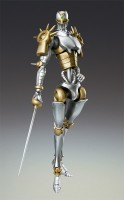 goodies manga - Silver Chariot - Super Action Statue Ver. Second - Medicos Entertainment