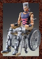 Jean-Pierre Polnareff - Super Action Statue Ver. Vento Aureo - Medicos Entertainment