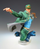 goodies manga - Jotaro Kujo - Super Figure Art Collection Ver. Green