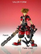 goodies manga - Sora - Play Arts Ver. Valor Form