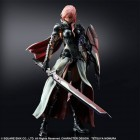 goodies manga - Lightning - Play Arts Kai Ver. Lightning Returns
