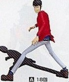 goodie - Lupin III - Action Pose Figure V2 - Banpresto