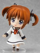 goodies manga - Nanoha Takamachi - Nendoroid Ver. Primary School Uniform