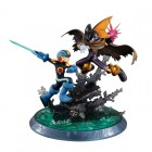 XZ Mega Man vs Bass - Game Characters Collection DX - Megahouse