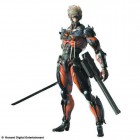 Raiden - Play Arts Kai Ver. Red