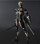 Raiden - Play Arts Kai Ver. Yellow