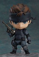 goodie - Solid Snake - Nendoroid