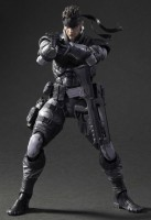 goodies manga - Solid Snake - Play Arts Kai
