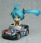 goodies manga - Miku Hatsune - Nendoroid Ver. Racing Black