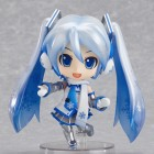 Miku Hatsune - Nendoroid Ver. Snow Playtime Full Action