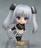 goodies manga - Miss Monochrome - Nendoroid Ver. Poker Face Black