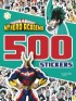My Hero Academia - 500 stickers - Hachette