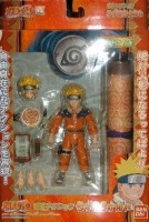 Goodie -Naruto Uzumaki - Action Figure - Bandai