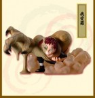 goodie - Naruto - Real Collection Vol.3 - Gaara - Bandai