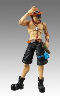 goodies manga - Portgas D. Ace - Variable Action Heroes - Megahouse