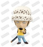 One Piece - Anichara Heroes Vol.7 - Trafalgar Law - Popy