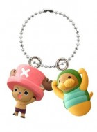 One Piece - Animal Pair Chopper - Chopper & Kung-Fu Dugong - Bandai