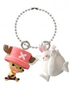 One Piece - Animal Pair Chopper - Chopper & Lapahn - Bandai