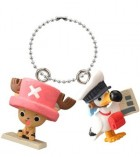 One Piece - Animal Pair Chopper - Chopper & News Coo - Bandai
