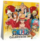 Calendrier - One Piece - 2014