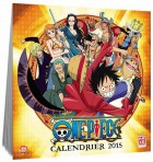 Calendrier - One Piece - 2015 - Kaze