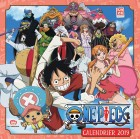 One Piece - Calendrier 2019 - Kazé
