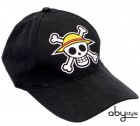 Goodie -One Piece - Casquette Skull Noir  - ABYstyle