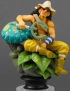 One Piece - Chess Piece Collection R Vol.1 - Usopp Ver. Luke - Megahouse