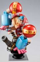 One Piece - Chess Piece Collection R Vol.2 - Franky Ver. Luke - Megahouse