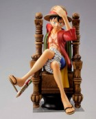 One Piece - Chess Piece Collection R Vol.2 - Monkey D. Luffy Ver. King - Megahouse