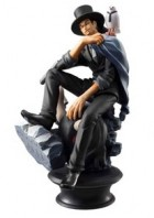 One Piece - Chess Piece Collection R Vol.4 - Rob Lucci - Megahouse