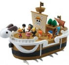 Going Merry - Play Set Ver. Memorial Log Ship - Bandai