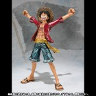goodies manga - Monkey D. Luffy - Figuarts ZERO Ver. New World Special Color