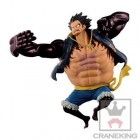 Monkey D. Luffy - SCultures Ver. Gear 4 - Banpresto