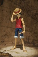 goodies manga - Monkey D. Luffy - S.H. Figuarts