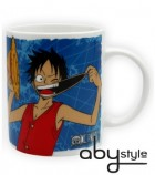 One Piece - Mug Luffy & Emblem  - ABYstyle