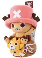 One Piece - Peluche Chopper Ichiban Kuji Ver. Thousand Sunny Go - Banpresto