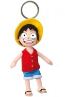 goodie - One Piece - Porte-clés Rembourré Luffy - Groupe Jemini