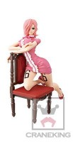goodies manga - Vinsmoke Reiju - Girly Girls Ver. Pink - Banpresto