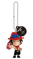 One Piece - Strap Log Memories Episode Of Luffy - Ace - Bandai