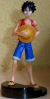 One Piece - Styling 1 - Luffy - Bandai