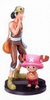 One Piece - Styling 1 - Pipo & Chopper - Bandai