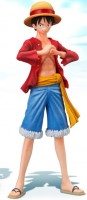 One Piece - Styling 12 - Luffy - Bandai