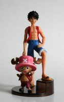 One Piece - Styling 2 - Luffy & Chopper - Bandai