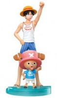 One Piece - Styling 4 - Luffy & Chopper - Bandai