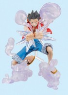 One Piece - Super Effect Diorama - Luffy - Banpresto