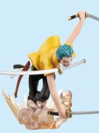 One Piece - Super Effect Diorama - Zoro - Banpresto