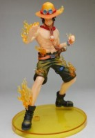 One Piece - Super One Piece Styling Marineford - Ace Ver. Secret - Bandai