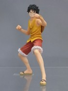 One Piece - Super One Piece Styling Marineford - Luffy - Bandai